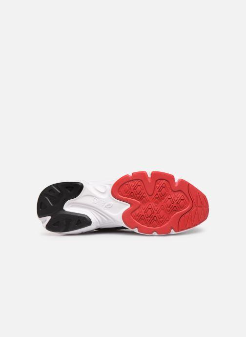 Sneaker Asics Gel-BND rot ansicht von oben