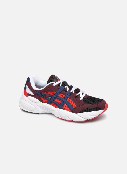 Baskets Asics Gel-BND Rouge vue détail/paire