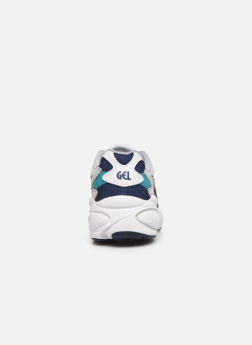 Sneaker Asics Gel-BND weiß ansicht von rechts