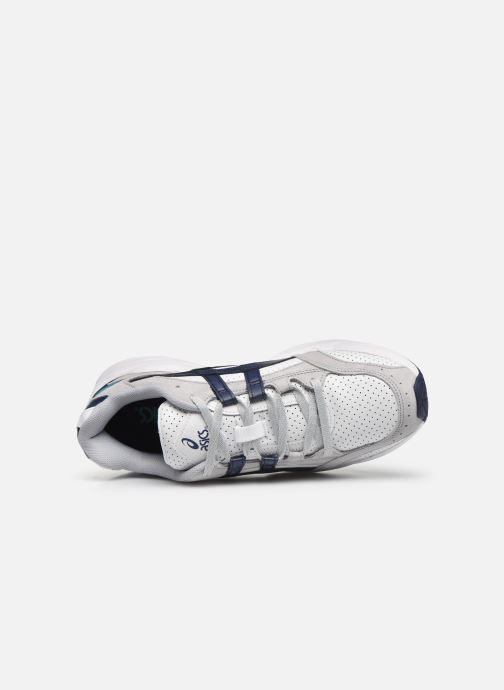 Sneaker Asics Gel-BND weiß ansicht von links