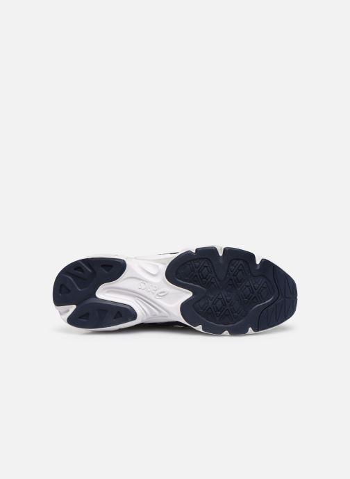 Sneaker Asics Gel-BND weiß ansicht von oben