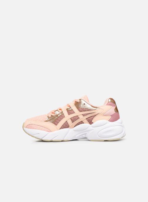 Sneakers Asics Gel-BND W Roze voorkant