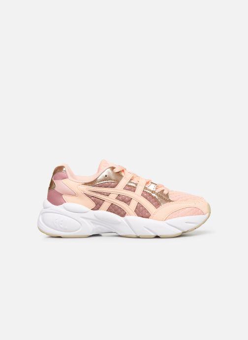 Sneakers Asics Gel-BND W Roze achterkant