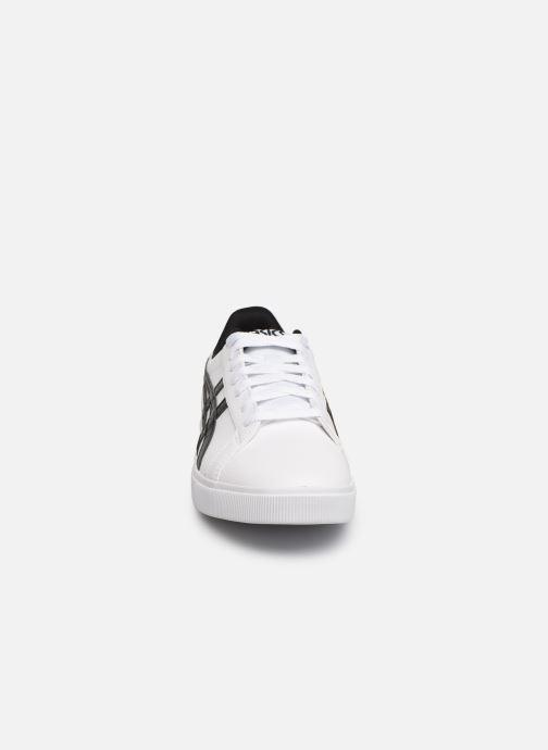 Sneaker Asics Classic CT weiß schuhe getragen
