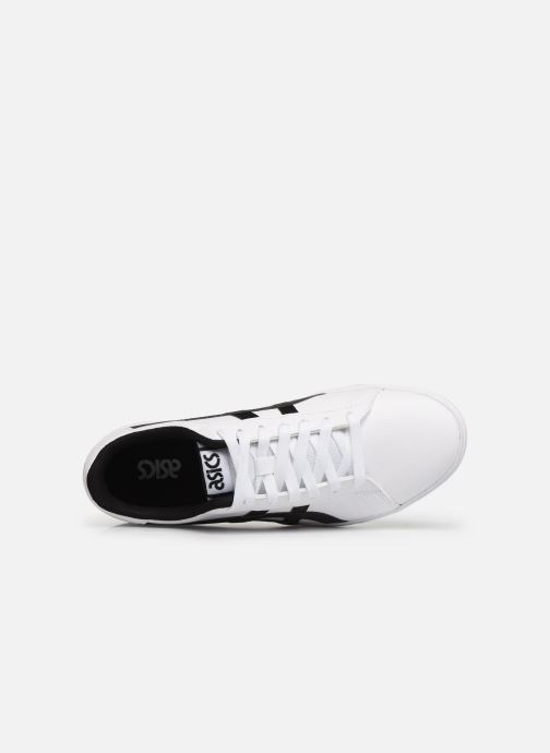 Sneaker Asics Classic CT weiß ansicht von links