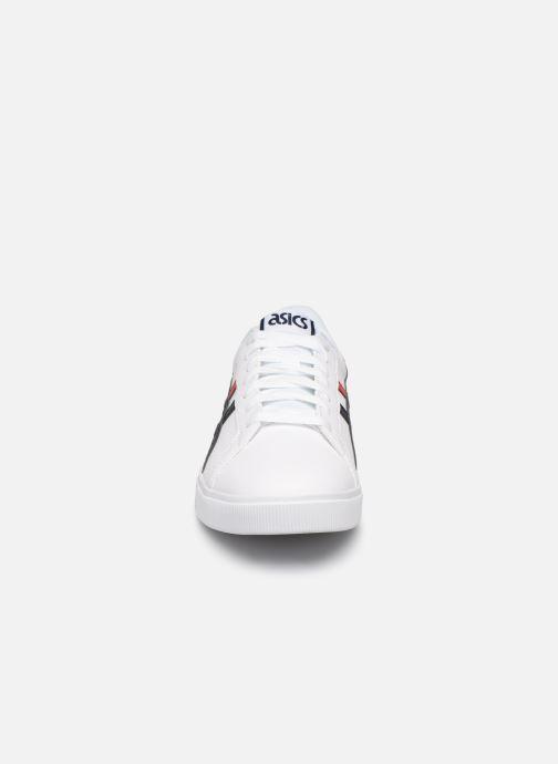 Baskets Asics Classic CT Blanc vue portées chaussures