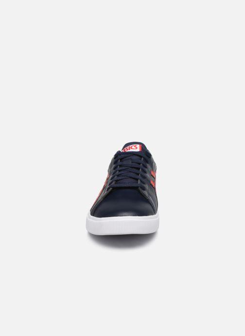 Baskets Asics Classic CT Bleu vue portées chaussures