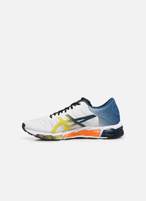 Chaussures de sport Asics Gel-Quantum 360 5 Blanc vue face