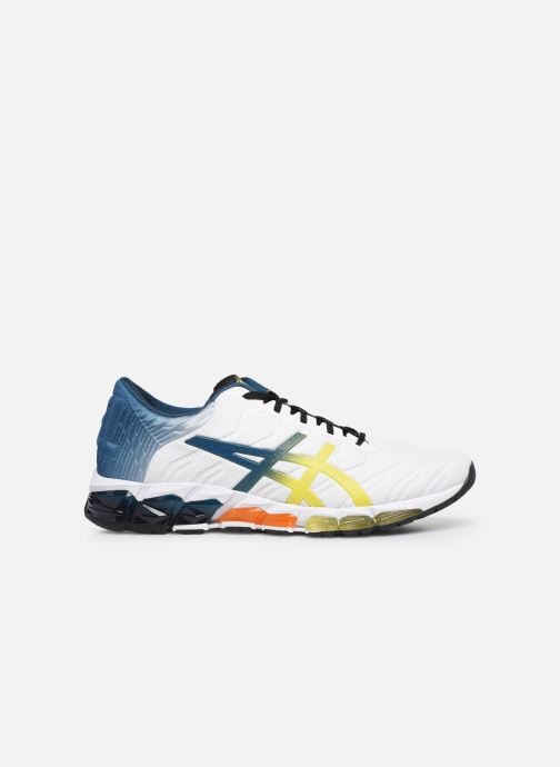 Chaussures de sport Asics Gel-Quantum 360 5 Blanc vue derrière