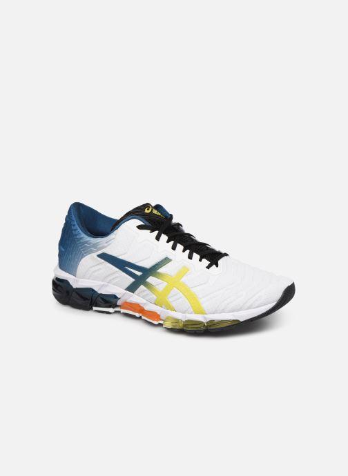 Chaussures de sport Asics Gel-Quantum 360 5 Blanc vue détail/paire