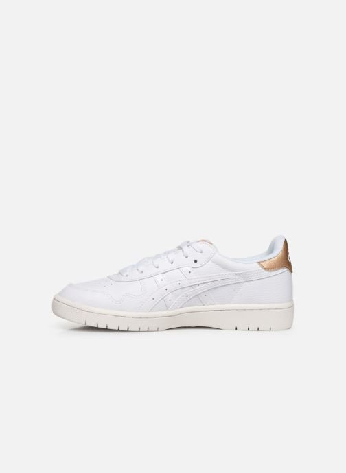 Trainers Asics Japan S White front view