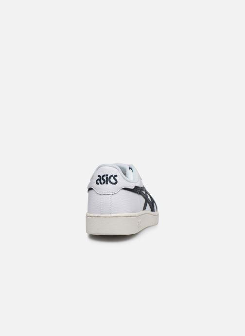 Baskets Asics Japan S M Blanc vue droite