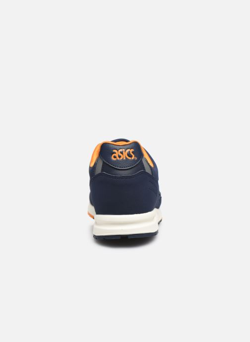 Baskets Asics Gelsaga M Bleu vue droite