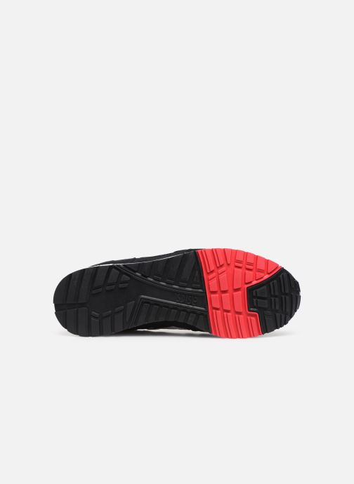 Baskets Asics Gelsaga M Noir vue haut