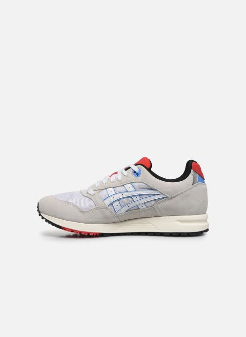 Trainers Asics Gelsaga M Grey front view