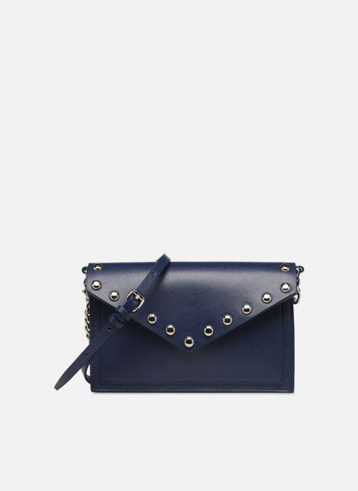 Sacs pochettes Rebecca Minkoff Blythe Wallet Xbody Bleu vue détail/paire