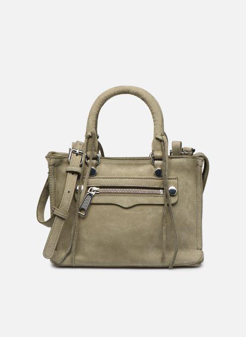 Handbags Rebecca Minkoff Mini Regan Satchel Green detailed view/ Pair view
