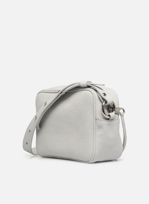 Handtassen Rebecca Minkoff Big Camera Bag Nubuck Blauw rechts