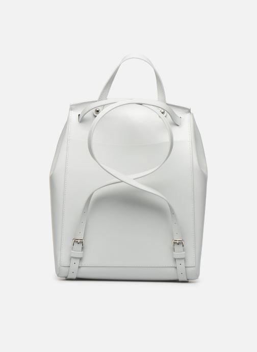 Sacs à dos Rebecca Minkoff Big Mab Backpack Nappa Bleu vue face
