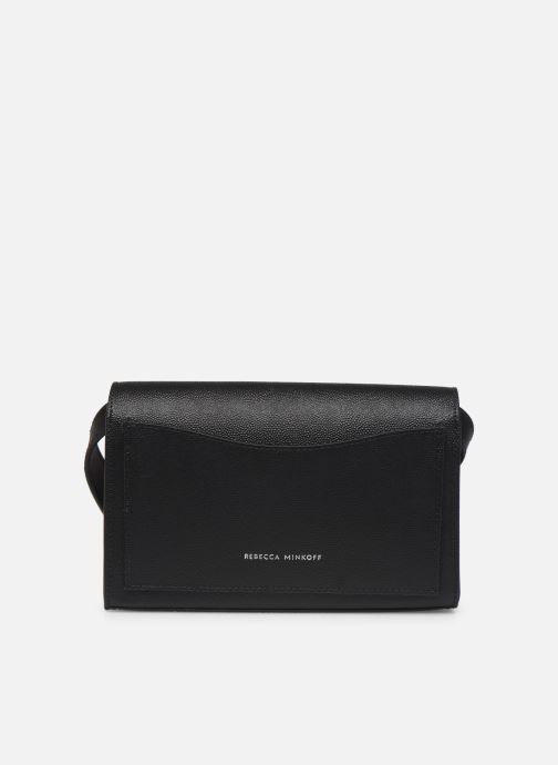 Pelletteria Rebecca Minkoff Jean Belt Bag Caviar Nero immagine frontale