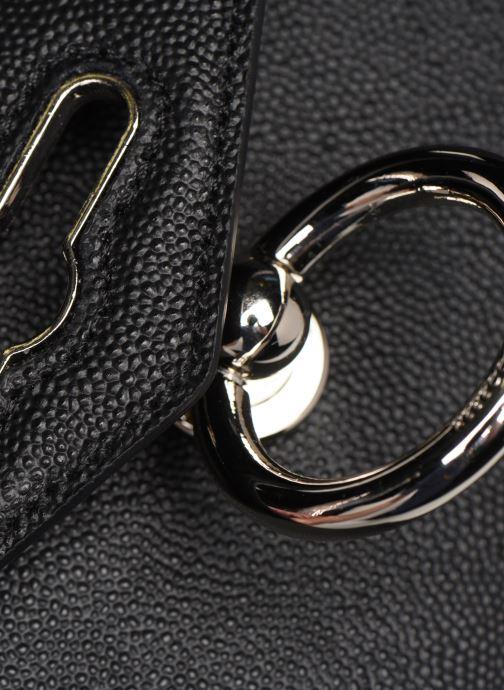 Petite Maroquinerie Rebecca Minkoff Jean Belt Bag Caviar Noir vue gauche