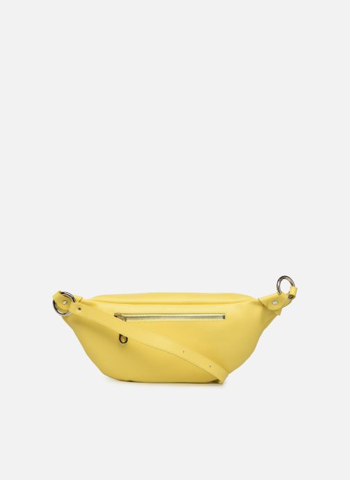 Wallets & cases Rebecca Minkoff New Big Sling Nappa Yellow front view