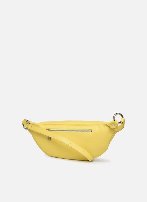 Wallets & cases Rebecca Minkoff New Big Sling Nappa Yellow view from the right