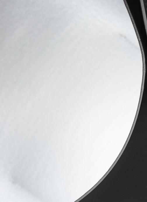 Borse Rebecca Minkoff Uri Tote - Flat Pocket Tote Nappa Nero immagine posteriore