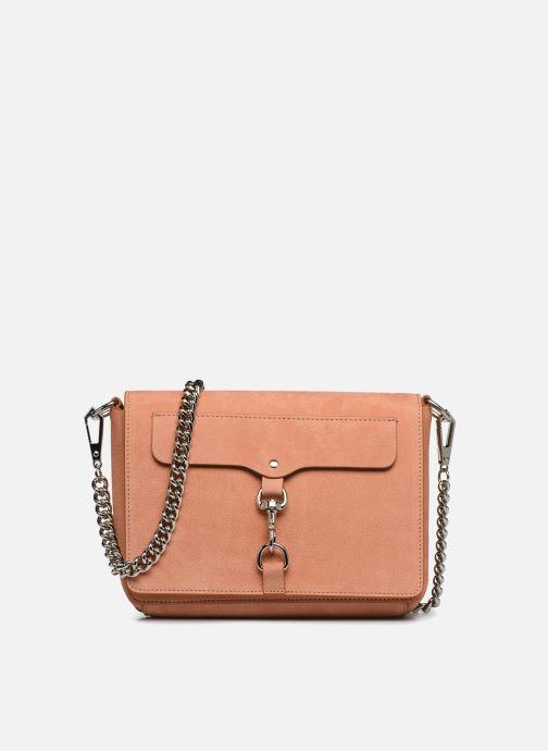 Clutch bags Rebecca Minkoff Lg Mab Flap Crossbody Beige detailed view/ Pair view