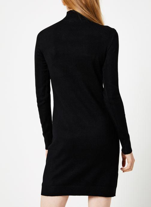 Vêtements Noisy May Nmjack Dress Noir vue portées chaussures