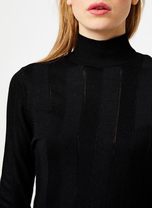 Vêtements Noisy May Nmjack Dress Noir vue face