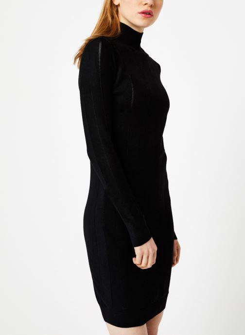 Vêtements Noisy May Nmjack Dress Noir vue droite