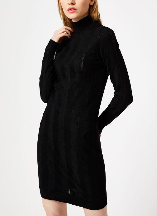 Vêtements Noisy May Nmjack Dress Noir vue détail/paire