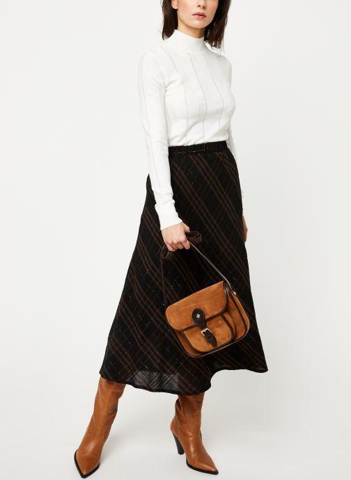 Vêtements Noisy May Nmjack Knit Blanc vue bas / vue portée sac