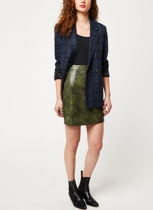 Vêtements Noisy May Nmmissy Skirt Vert vue bas / vue portée sac