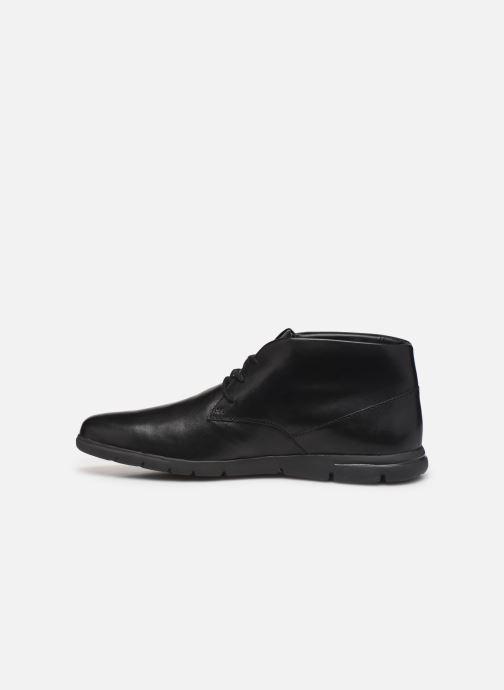 Bottines et boots Clarks Vennor Mid Noir vue face