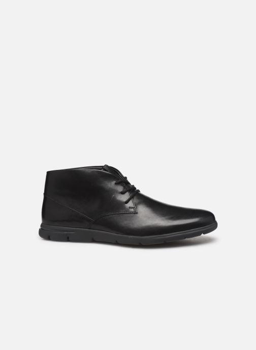 Bottines et boots Clarks Vennor Mid Noir vue derrière