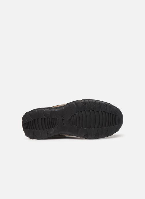 Sneakers Clarks WalbeckEdge II Bruin boven