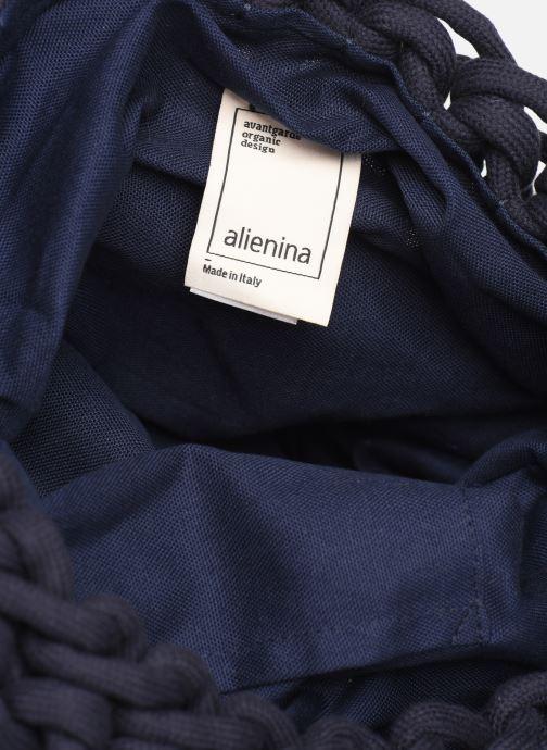 Borse Alienina ALIA BAG Azzurro immagine posteriore