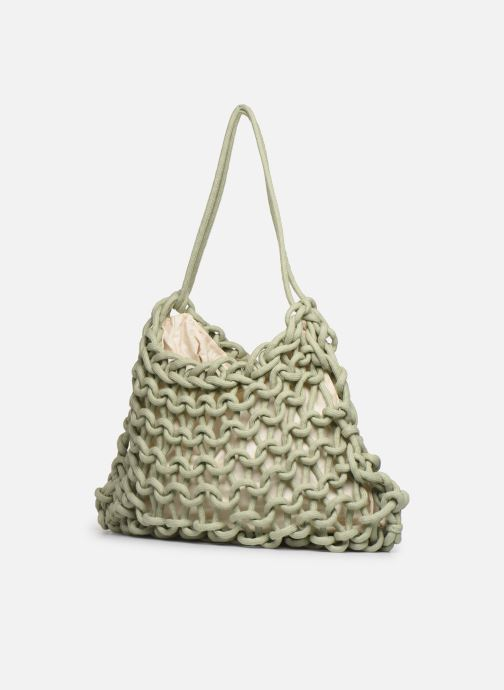 Handtaschen Alienina ALIA BAG grün schuhe getragen