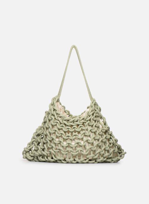 Handtaschen Alienina ALIA BAG grün ansicht von vorne