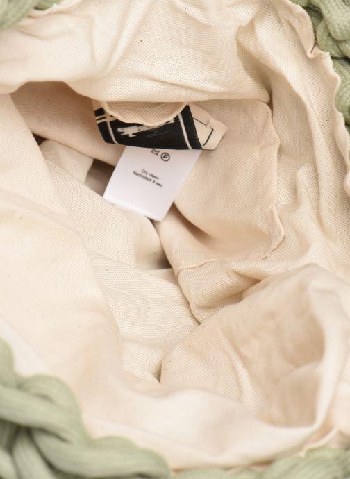 Handtaschen Alienina ALIA BAG grün ansicht von hinten