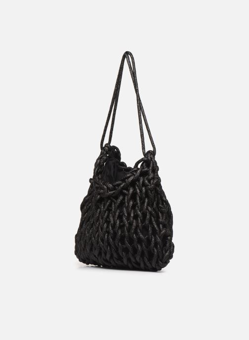Handtaschen Alienina SARA BAG schwarz schuhe getragen