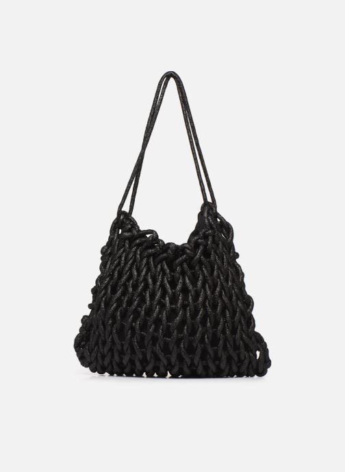 Handtaschen Alienina SARA BAG schwarz ansicht von vorne