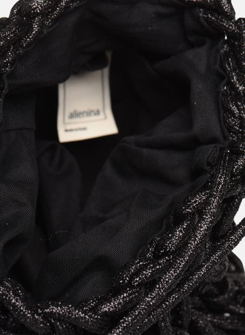 Handtaschen Alienina SARA BAG schwarz ansicht von hinten