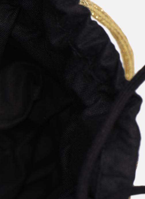 Sacs à main Alienina ANNE BUCKET BAG Or et bronze vue derrière