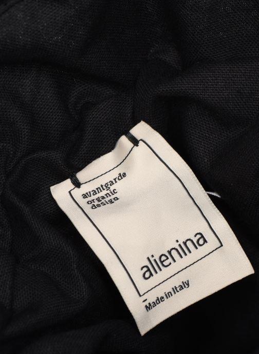 Sacs à main Alienina ANNE BUCKET BAG Noir vue derrière