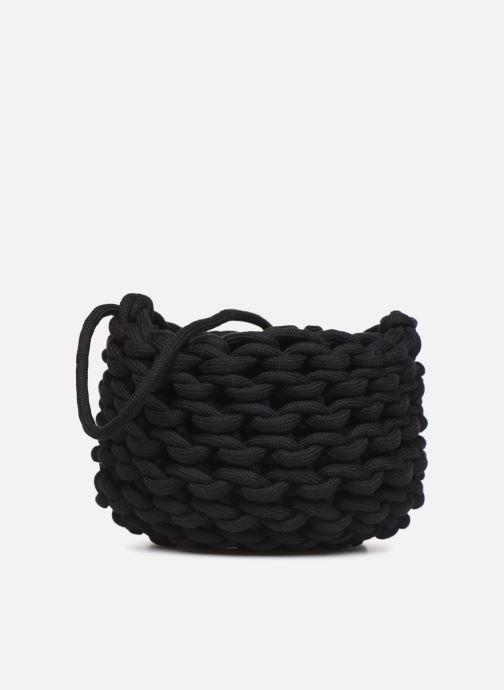 Sacs à main Alienina ANNE BUCKET BAG Noir vue détail/paire