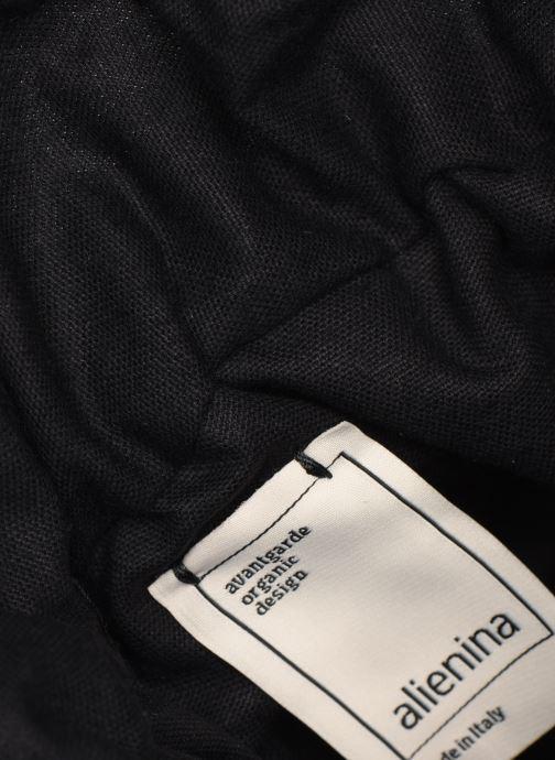 Bolsos de mano Alienina JULIA BUCKET BAG Negro vista lateral izquierda