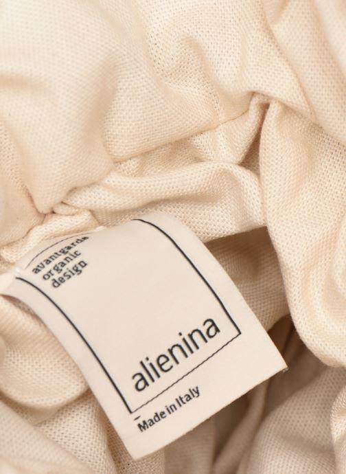 Sacs à main Alienina JULIA BUCKET BAG Vert vue derrière